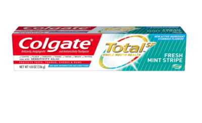 Colgate Total Tartar Control toothpaste