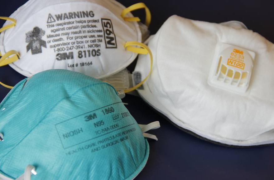N95 masks for dental offices