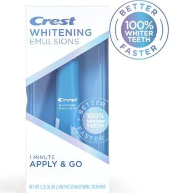 Is Crest Whitening Emulsions Worth It?
